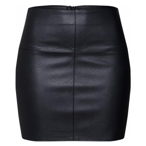 Missguided Spódnica czarny