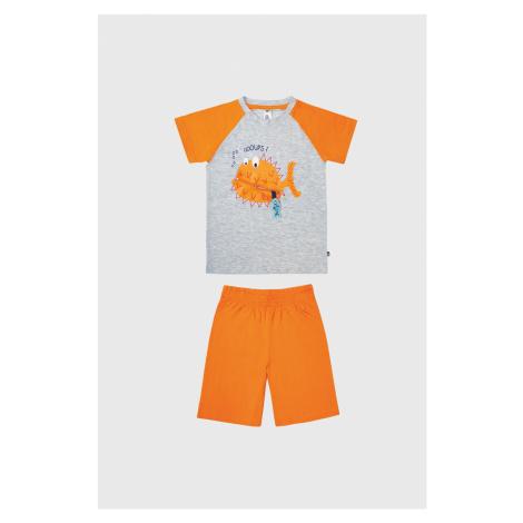 Chłopięca piżama Rybka