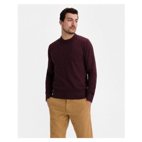 GAP Sweter Czerwony