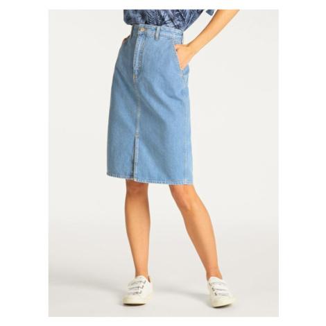 Spódnica jeansowa Lee