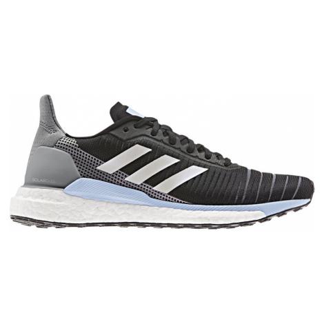 Buty adidas Solar Glide 19 W Niebiesko-Czarne