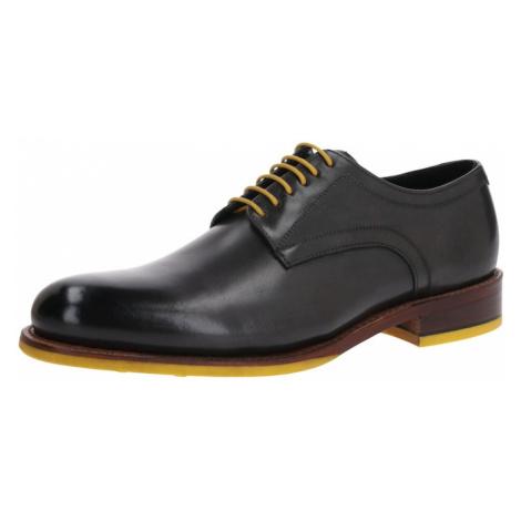 Gordon & Bros Buty sznurowane 'LEVET' czarny