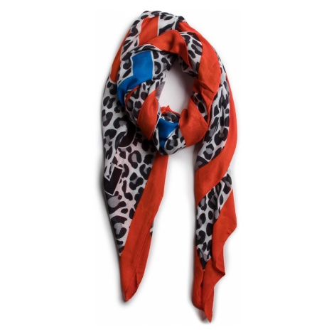 Chusta GUESS - Not Coordinated Scarves AW8115 VIS03 BLA