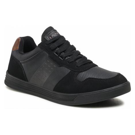 Sneakersy LANETTI - MP07-01426-03 Black