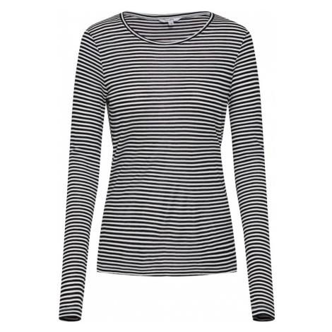 Mbym Koszulka 'Lilita' kremowy / czarny