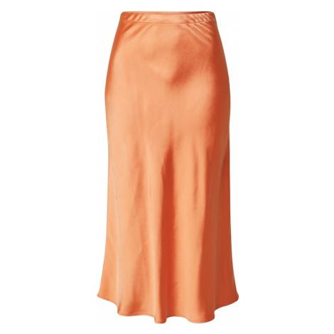 EDITED Spódnica 'Jara' pomarańczowy