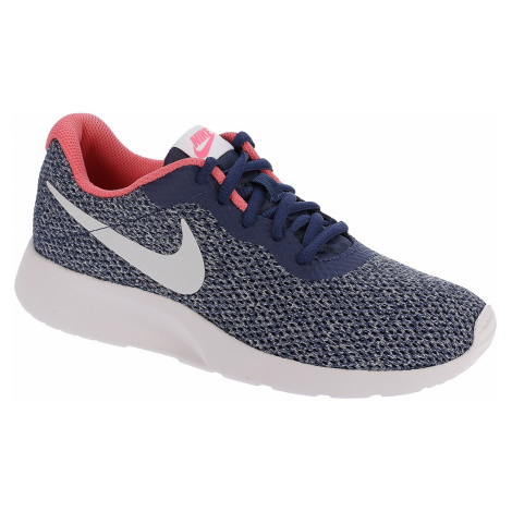 buty Nike Tanjun SE - Navy/Vast Gray/Sea Coral/Racer Pink