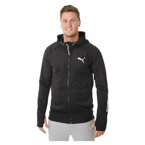 bluza Puma Tec Sports Zip - Puma Black