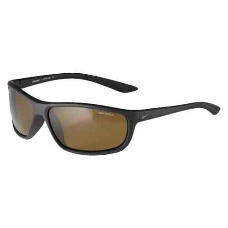 NIKE Sportowe okulary przeciwsłoneczne 'RABID E CW4679' czarny