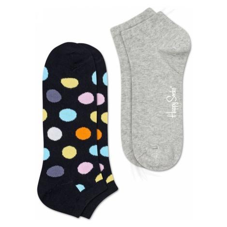 Happy Socks - Stopki Big Dot (2-pak)