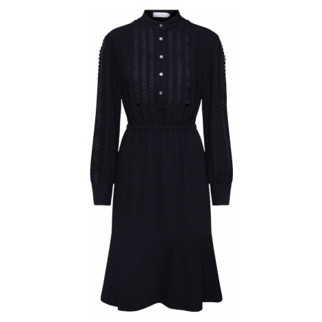Calvin Klein Sukienka koszulowa czarny