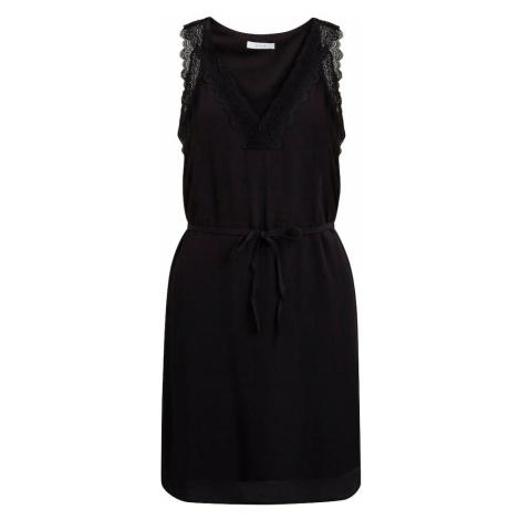 VILA Letnia sukienka 'VISession' czarny