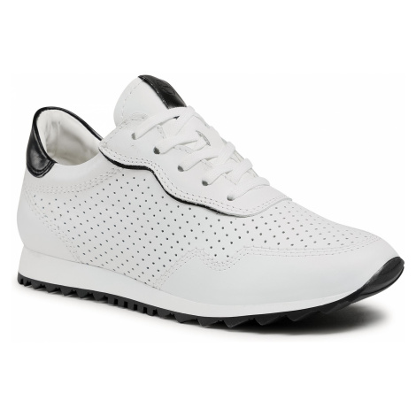 Sneakersy TAMARIS - 1-23618-26 White/Black 125