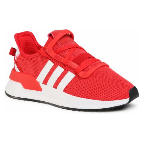 Buty adidas - U_Path Run J FW0434 Scarle/Ftwwht/Cblack