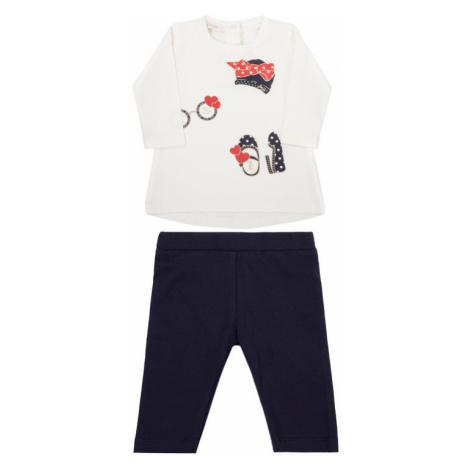 Liu Jo Kids Komplet tunika i legginsy H69070 J0088 Kolorowy Regular Fit
