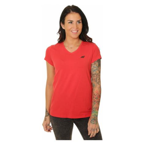 T-shirt 4F H4Z19-TSD002 - 62S/Red