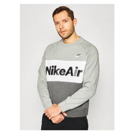 Nike Bluza Air CJ4827 Szary Standard Fit