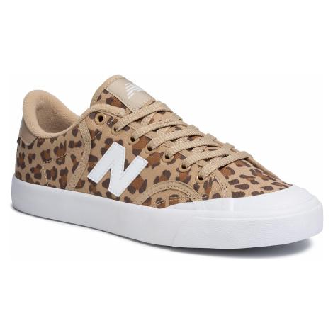 Sneakersy NEW BALANCE - PROCTSEM Brązowy