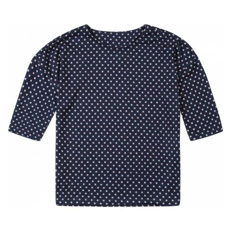KIDS ONLY Koszulka 'KIKI ELCOS' ciemny niebieski / biały