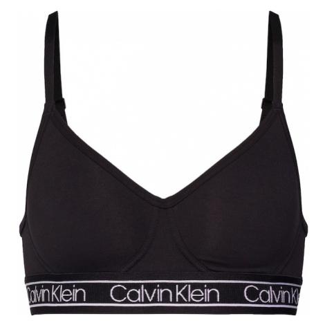 Calvin Klein Underwear Biustonosz czarny / biały