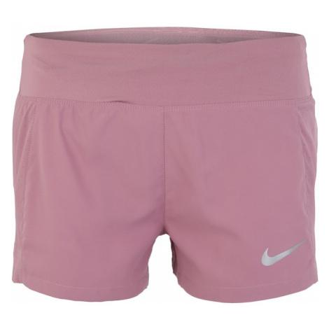 NIKE Spodnie sportowe 'TRIUMPH' liliowy