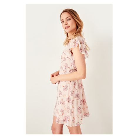 Trendyol Niamh Powdered Flowers Dress