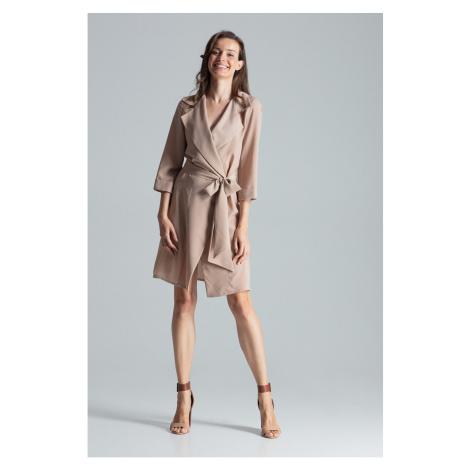 Sukienka kobiety Figl M680