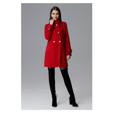 Women's coat Figl M623