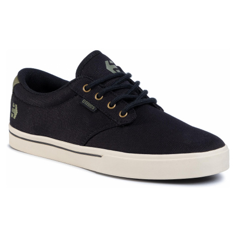 Tenisówki ETNIES - Jameson 2 Eco 4101000323 Black/Green/Gold 539