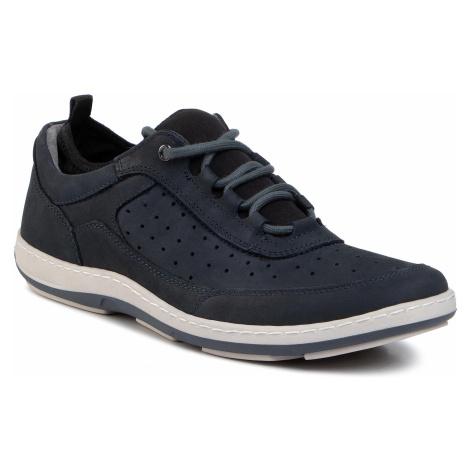 Sneakersy LASOCKI FOR MEN - MI20-24318-B Cobalt Blue