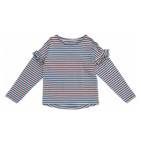 NAME IT Koszulka 'NMFVERDI LS TOP R' niebieski