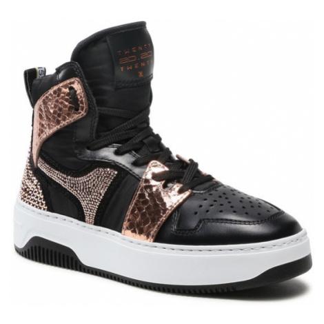 Fabi Sneakersy FD7014 Czarny