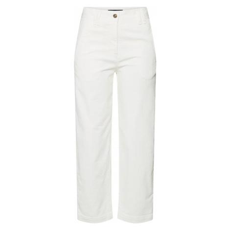 Marc O'Polo Spodnie 'Nevre Casual' biały