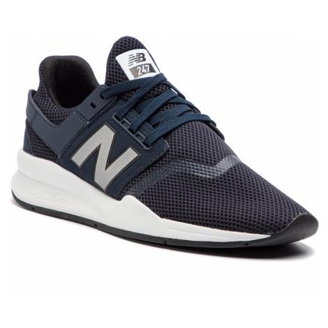 Sneakersy NEW BALANCE - MS247FD Granatowy