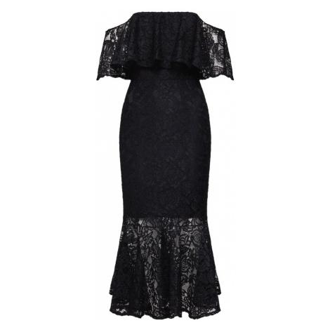 TFNC Sukienka koktajlowa 'VINNIE MIDI LACE DRESS' czarny