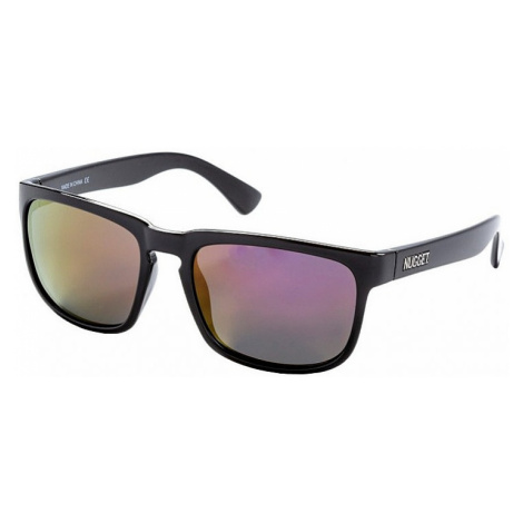 okulary Nugget Clone 2 - C/Black Glossy/Red/Polarized