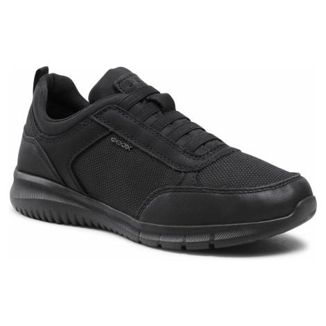 Sneakersy GEOX - U Monreale C U15BVC 01106 C9999 Black