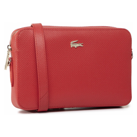 Torebka LACOSTE - Square Crossover Bag NF2731CE Bittersweet D50