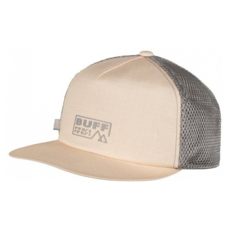 Buff Unisex's ® Pack Trucker Cap Solid Sand Adult