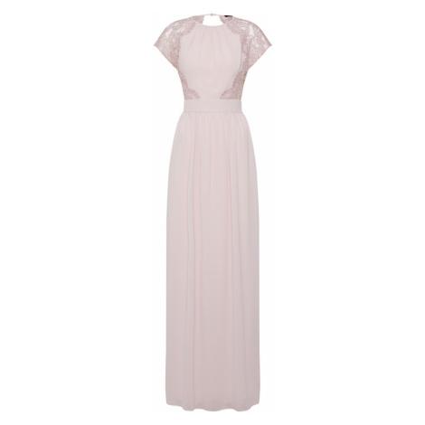 TFNC Suknia wieczorowa 'PEARLIE' różowy pudrowy