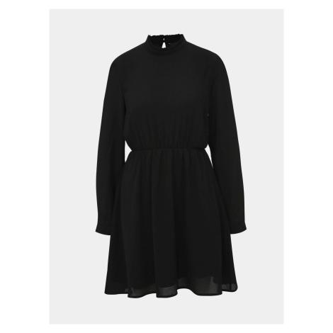 Czarna sukienka VERO MODA Arwen
