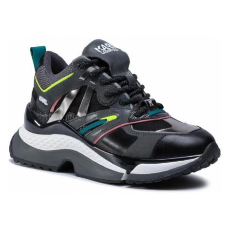 KARL LAGERFELD Sneakersy KL61637 Szary