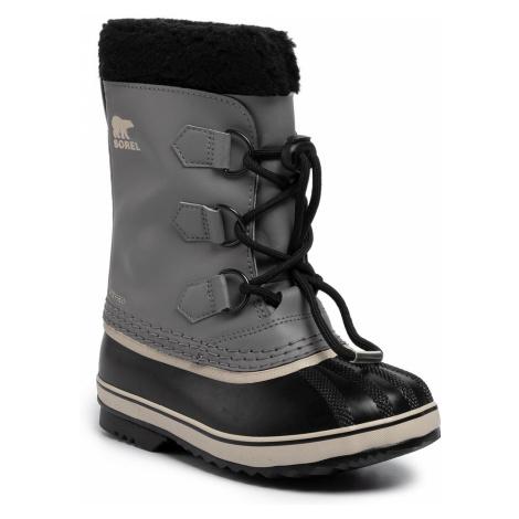 Śniegowce SOREL - Yoot Pac Tp NY1963 Quarry/Black 052