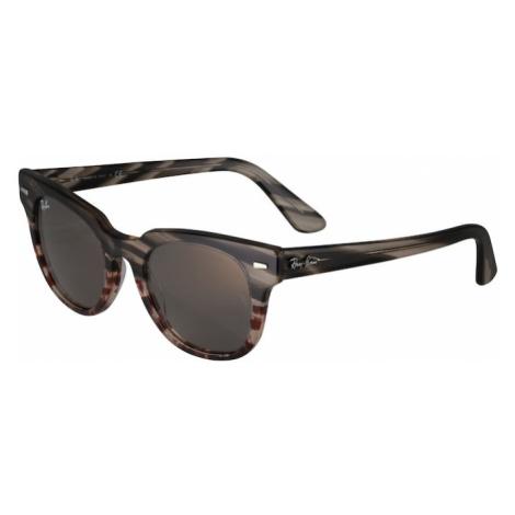 Ray-Ban Okulary przeciwsłoneczne 'METEOR' szary