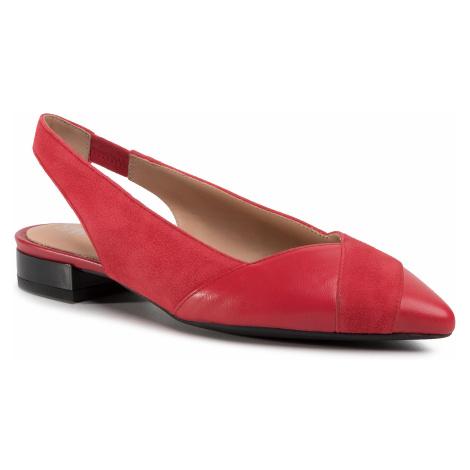 Sandały GEOX - D029BA 021TU C7000 Red