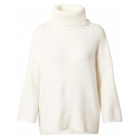 VILA Sweter 'Flinka' pełnobiały