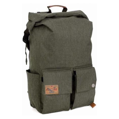 Miejski Plecak Rolowany z Przegrodą na Laptopa | Gron Bag Woox
