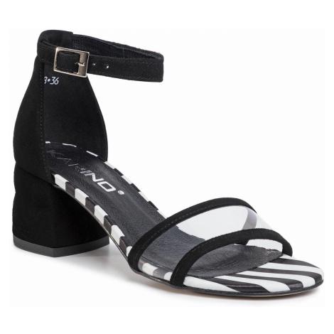 Sandały KARINO - 3208/003-P Czarny