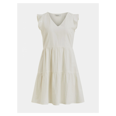 Biała sukienka VILLA Vila