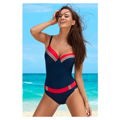 Jednoczęściowy damski kostium kąpielowy Collette Astratex